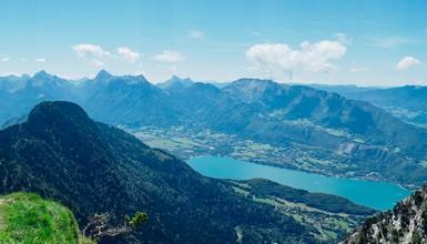 L'été arrive dans les Montagnes d'Annecy