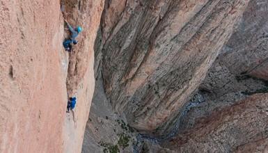 Le Bureau des Guides d'Annecy grimpe au Maroc