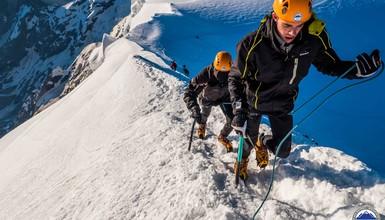 Plan de préparation pour le Mont Blanc