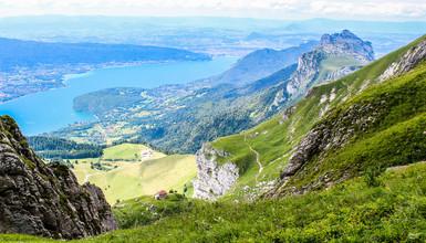 Les plus belles randonnées autour du lac d'Annecy